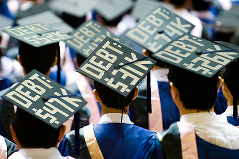 The Student Debt Time Bomb - NationofChange | Global politics | Scoop.it