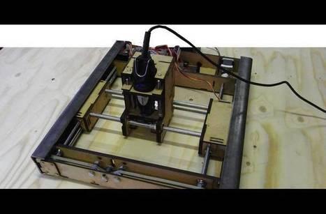 FormaLab : Atelier de fabrication numérique dévolu à la formation professionnelle   Imagination for People   Digital Fabrication, Open Source Hardzware, DIY, DIWO   Scoop.it