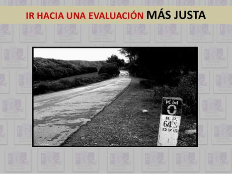 Rutas de Evaluación: nuevos caminos...nuevos escenarios! | Entre profes y recursos. | Scoop.it