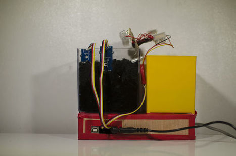 Arduino Plant Warden | Physical Computing | Scoop.it