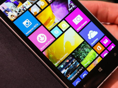Microsoft's next Lumia processor could edge Samsung's Galaxy S6 - CNET | Innovative Marketing and Crowdfunding | Scoop.it