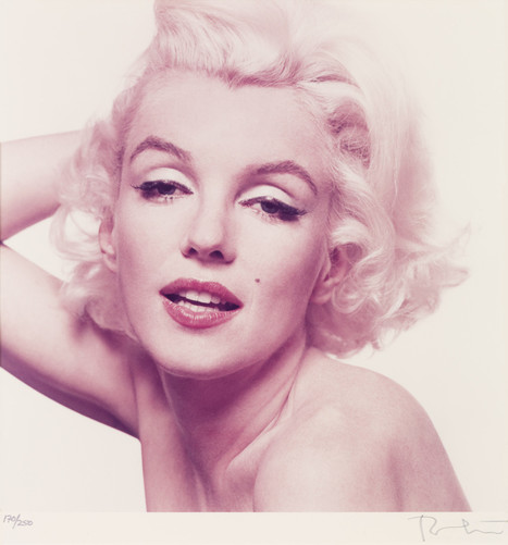 NSFW Marilyn Monroe Photos Head To Auction | xposing world of Photography & Design | Scoop.it
