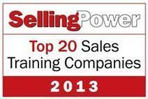 Richardson Named to 2013 Selling Power Top 20 Sales Training ... | Business Networking | Scoop.it