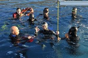 OTHERS - Turkish diver Derya Can breaks second free-diving record in three days | All about water, the oceans, environmental issues | Scoop.it