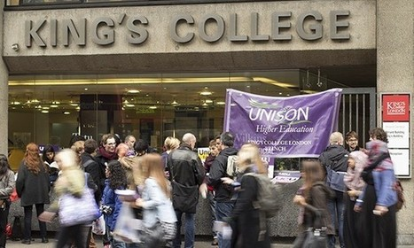 UK: University staff to strike over 1% pay offer | Higher Education and academic research | Scoop.it