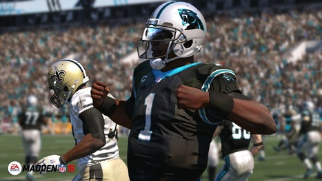 Fans paying twice to use EA Access for Madden NFL 15 | Video Game News | Scoop.it