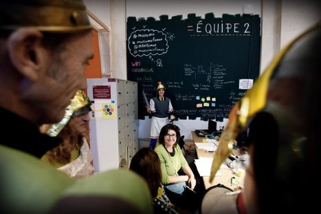 #Museomix invente la médiation de demain | MUSÉO, ARTS ET SPECTACLES | Scoop.it