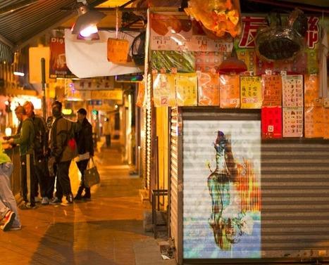 RSLN | L'art numérique pour humaniser la ville : rencontre avec Judith Darmont | Artistes de la Toile | Scoop.it