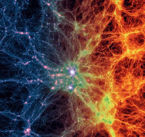 Watch 13 BILLION years of cosmic evolution in 3 minutes   science   Scoop.it