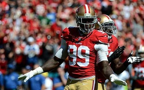 Report: 49ers not expected to pick up Aldon Smith's 5th-year option | NFL News and Notes | Scoop.it