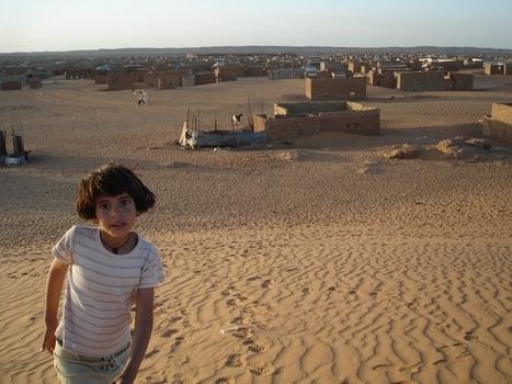 Africa4 - Dans les camps sahraouis - Libération.fr | Voix Africaine: Afrique Infos | Scoop.it