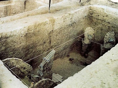 Archeology in Le Marche: The Sirolo Picene Princess Grave | Le Marche another Italy | Scoop.it