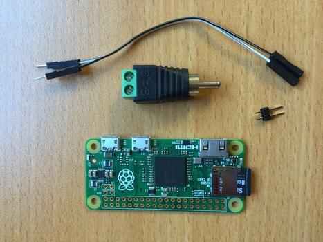 ModMyPi | How to add an RCA TV Connector to a Raspberry Pi Zero | Arduino, Netduino, Rasperry Pi! | Scoop.it