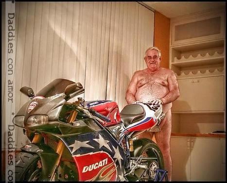 Come to daddy on Twitter | Ductalk Ducati News | Scoop.it