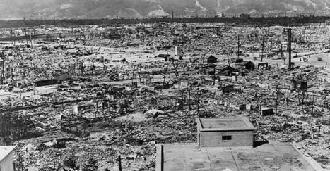 Obama à Hiroshima : pour un monde sans armes nucléaires | GEO Ado | CLEMI : Infodoc.Presse-Jeunesse | Scoop.it