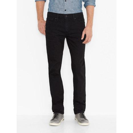 Levi's 511 Men's Slim Fit Stretch Jeans - Black | Jeans Fashion | Scoop.it