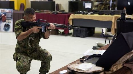 Simulated Training Gives Edge to Marines | Simulation Ready Workforce | Scoop.it