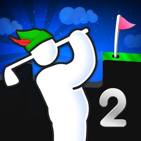 Super Stickman Golf 2 | App Reviews | Scoop.it