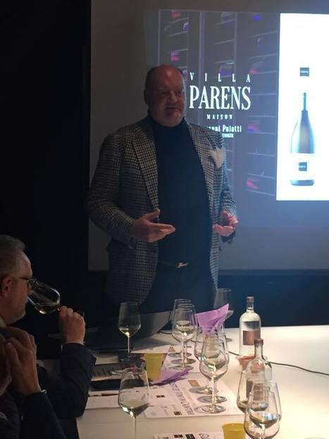 Gusti di Vini in Cantina a Villa Parens. La vite dalla A alla Z | SPEAKING OF WINE | Scoop.it