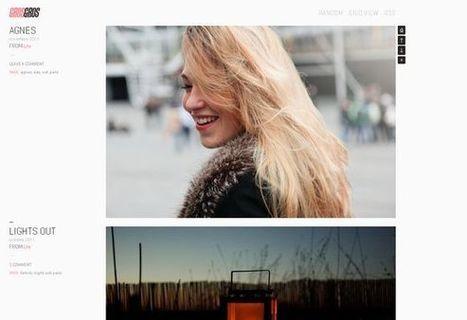34 Beautiful Blog Designs | SpyreStudios | Design | Scoop.it