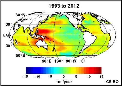 "Status of Climate in 2013: (""rate of sea level rise near Phil. 3 or 4 times global average"") 