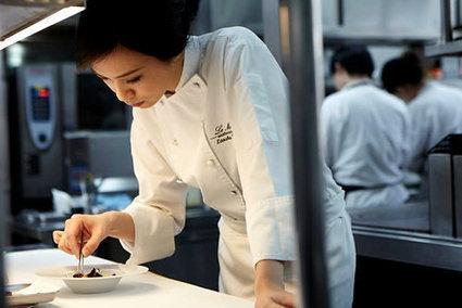 Une Chef de Taïwan élue Meilleure chef Féminin D'Asie | Food & chefs | Scoop.it