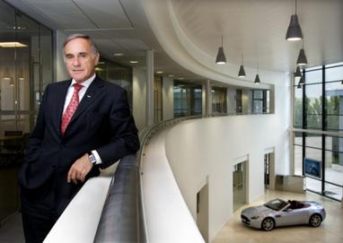 Dr Ulrich Bez, CEO, Aston Martin - Luxury Society - Luxury Leaders | BUSS4 Aston Martin | Scoop.it