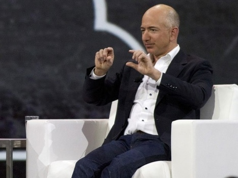 Bezos: I Got Talked Into Buying The Washington Post - Business ... | Buying and selling a business | Scoop.it