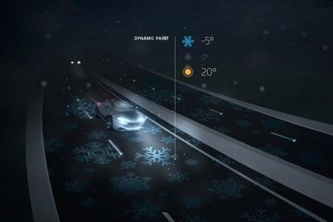 Bientôt des routes luminescentes ? | Un monde qui bouge (HighTech) | Scoop.it