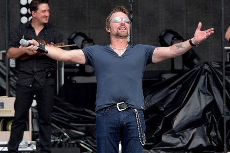 Craig Morgan Says Smaller Shows Can Be Just as Fun as Larger Venues   Country Music Today   Scoop.it