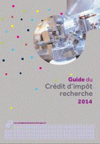 GUIDE CIR 2014 du MESR pour le Crédit d'Impôt Recherche de l'année 2013 | Financement de l'innovation | Scoop.it