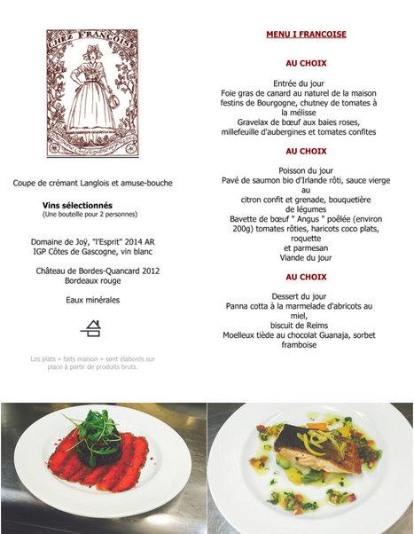Chez Françoise, I-mem de l'été à découvrir ! | Gastronomie Française 2.0 | Scoop.it