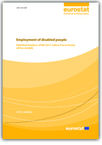 Employment of disabled people - Población y condiciones sociales - EU Bookshop | Noticias sobre teletrabajo y discapacidad en Contact center | Scoop.it