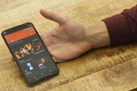 Streaming music edged out digital downloads for the first time in 2015 | Music | Scoop.it