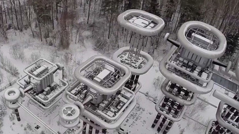 Russia's Massive Tesla Tower Revealed in Drone Footage | Oil and Gas | Scoop.it