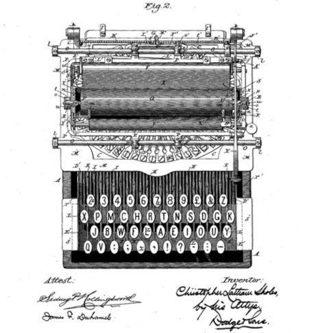 Fact of Fiction? The Legend of the QWERTY Keyboard | K-12 School Libraries | Scoop.it
