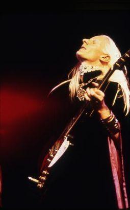 Ça va jazzer: Johnny Winter, l'as albinos du Texas blues | Rock, folk, stoner!: | Scoop.it
