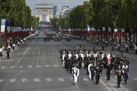 Le défilé du 14-Juillet en 11 photos | Epic pics | Scoop.it