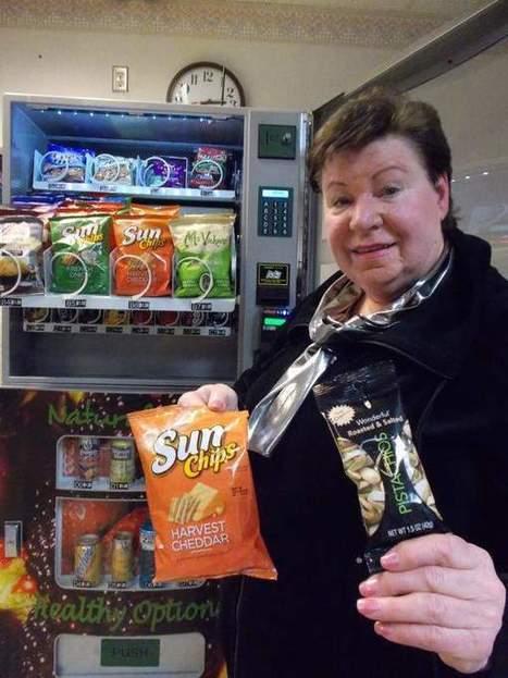 Grandmother fills vending machines to boost income - Great Falls Tribune | Vending Machines | Scoop.it