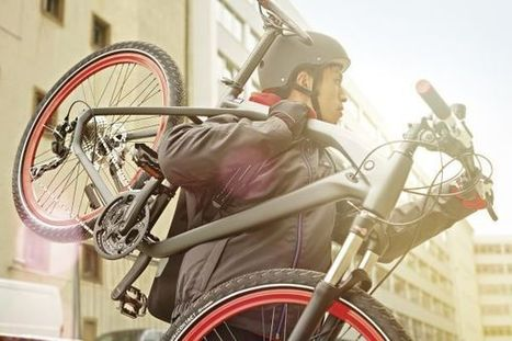 The third generation. @BMWGroup launches new bike collection. | #Innovation | Scoop.it