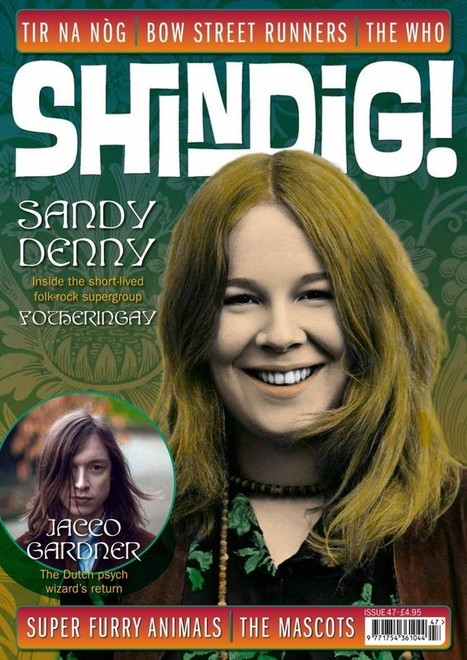 Shindig magazine takeover and rebranding | Music Journalism | Scoop.it