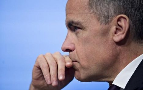 City of London would take hit from Brexit, warns Mark Carney | Economics in Education | Scoop.it