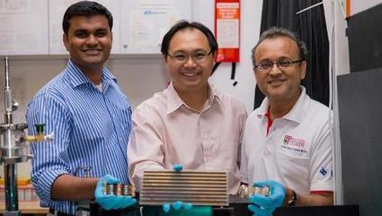NTU scientists discover a way to produce cheaper, more powerful solar cells | Sustainability | Scoop.it