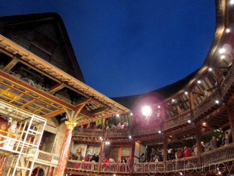 Thousands of Tourists | William Shakespeare and the Globe Theater | Scoop.it
