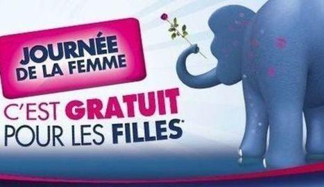 Journée des droits des femmes: le pire des opérations marketing - L'Express   Marketing   Scoop.it