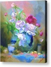 Spring Still Life Impressionism Painting by Zeana Romanovna - Spring Still Life Impressionism Fine Art Prints and Posters for Sale | Romanovna-Art-Prints | Scoop.it