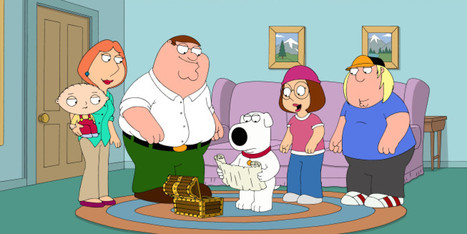 'Family Guy' Cast Gets Big Salary Boost - Huffington Post | humanlike robots | Scoop.it
