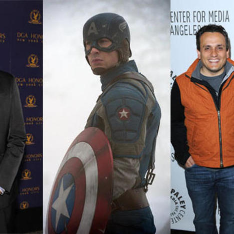 Soderbergh says he's no comic book guy, but 'Captain America: The Winter ... - Yahoo! Movies (blog)   Funny Books   Scoop.it