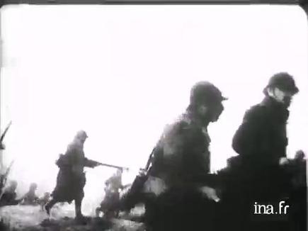La bataille de la Marne (6-9 septembre 1914) permet aux français de stopper l'invasion allemande  - Jalons pour l'histoire du temps présent - Ina.fr   La Première Guerre mondiale : Le Centenaire   Scoop.it