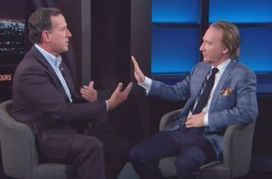 Maher Battles Santorum on Climate Change: How Am I on the Pope's Side and You're Not? | Sustain Our Earth | Scoop.it